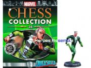 Marvel Chess Collection #26 Quicksilver Eaglemoss Publications